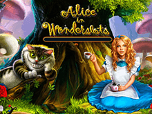 Игровой слот Alice In Wonderland с демо в казино Чемпион